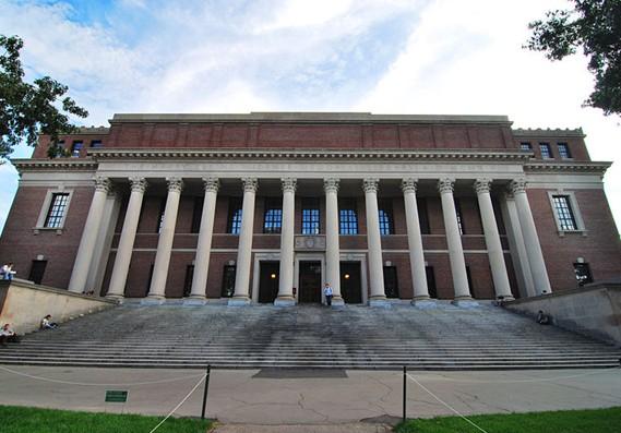 麻省理工学院全景图片