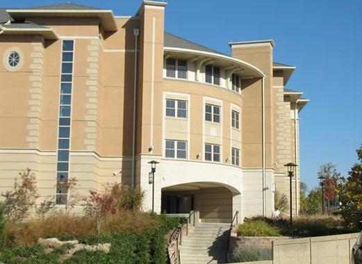 密苏里科技大学(罗拉)全景图片