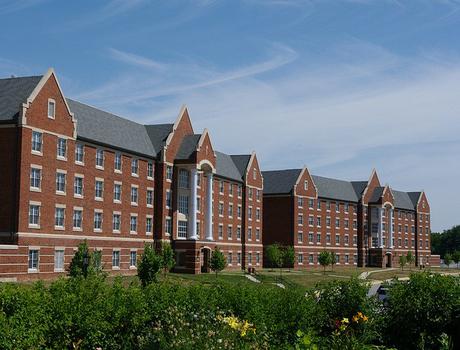 林登伍德大学全景图片